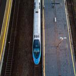 Lębork: Pociąg pendolino przejechał nad śpiącą na torach kobietą