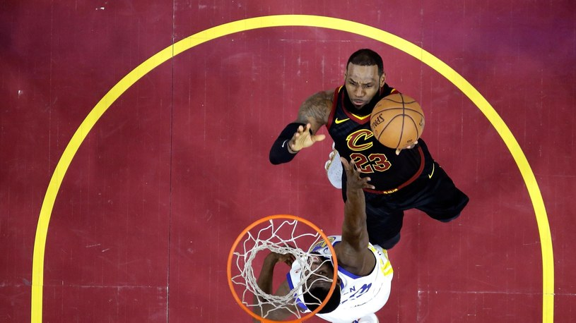 LeBron James, as Cleveland Cavaliers /Getty Images