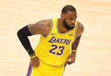 LeBron James chce zmienić numer na koszulce. Rezygnuje z 23