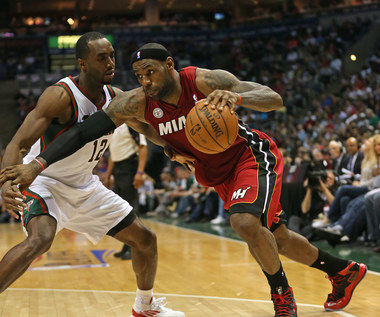 LeBron James po raz czwarty został wybrany MVP NBA
