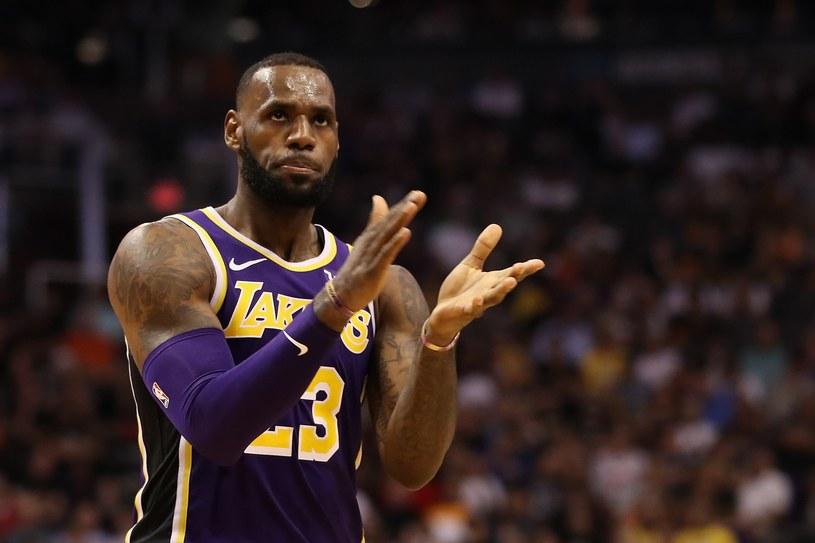 LeBron James /AFP
