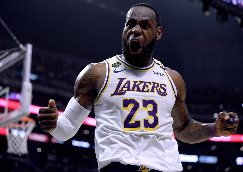 LeBron James /AFP