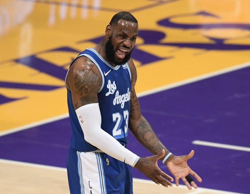 LeBron James /AFP/GETTY IMAGES NORTH AMERICA Harry How/hh / hh /AFP