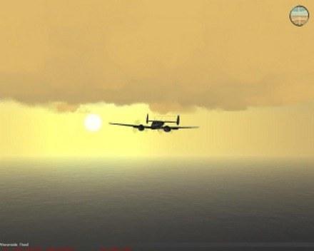 Leć w kierunku zachodzącego słońca - western jakiś czy co? /INTERIA.PL