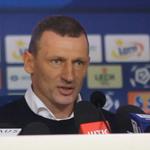 Lech - Cracovia 1-1. Dariusz Żuraw: Czwartkowy mecz z Benficą kosztował sporo sił