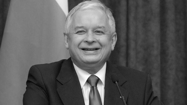 Lech Kaczyński (18.06.1949 - 10.04.2010) /MWMedia