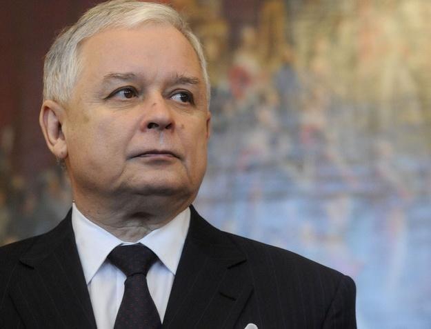 Lech Kaczyński zginął w katastrofie Tu-154 pod Smoleńskiem /AFP