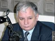 Lech Kaczyński /RMF