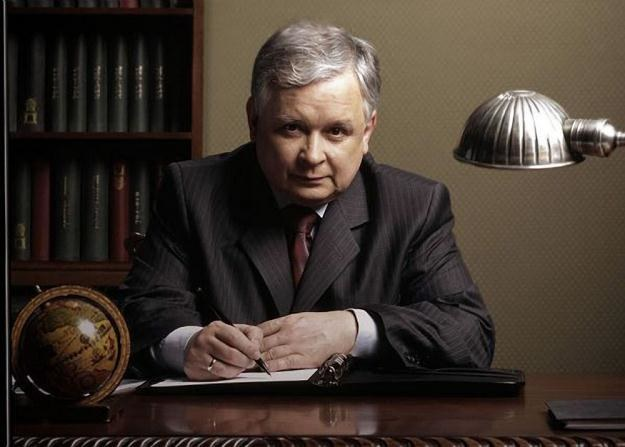 Lech Kaczyński /East News