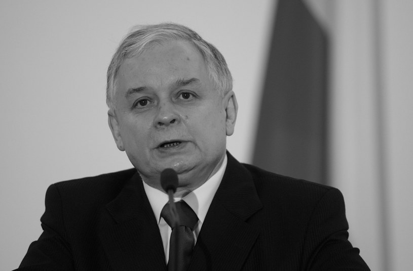Lech Kaczyński /Stefan Maszewski /Reporter
