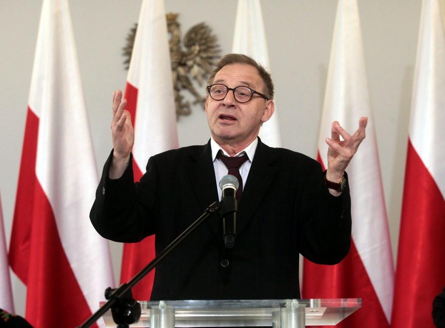 Lech Morawski /PAP/Tomasz Gzell /PAP