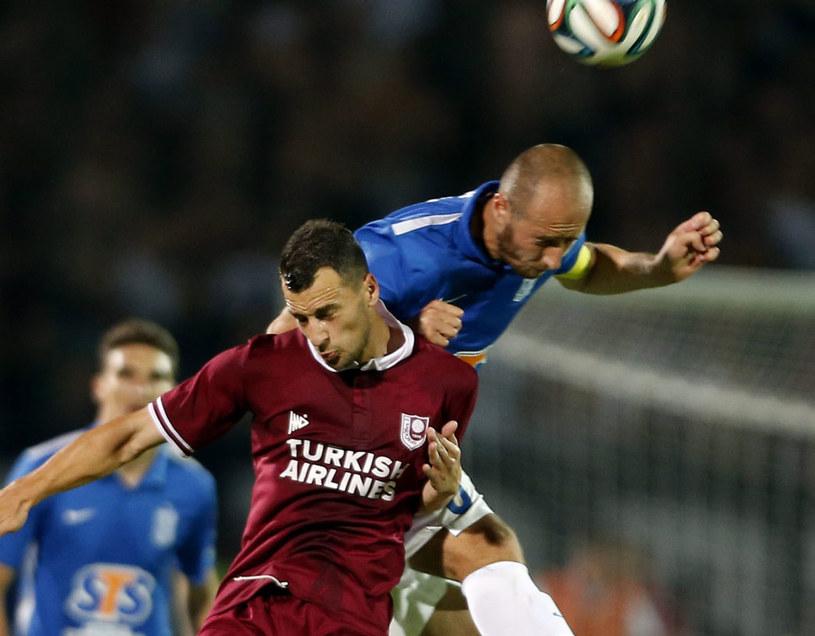 Lech musi najpierw wyeliminować FK Sarajewo /AFP