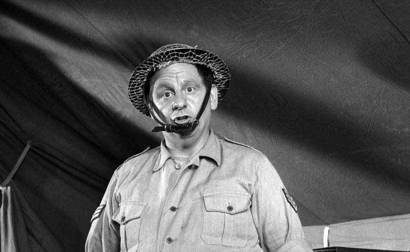 """Lech Ordon w filmie """"Jak rozpętałem drugą wojnę światową"""" (1969) /East News/POLFILM"""