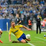 Lech Poznań - Arka Gdynia 0-0. Marciniak: Liczy się wynik, a nie zdanie kibiców
