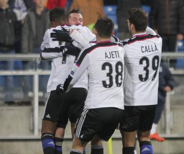 Lech Poznań - FC Basel 0-1 w Lidze Europejskiej