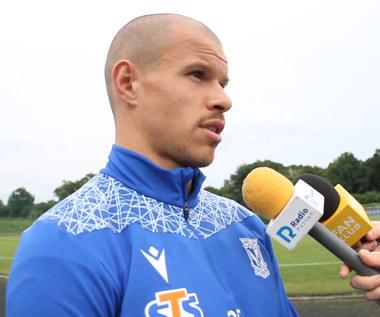 Lech Poznań. Filip Bednarek o przygotowaniach do sezonu. Wideo