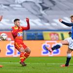 Lech Poznań - Jagiellonia Białystok 2-3. Lech miał piłkę meczową na 3-1 i przegrał