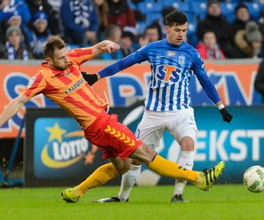 Lech Poznań - Korona Kielce 1-0 w 19. kolejce Lotto Ekstraklasy
