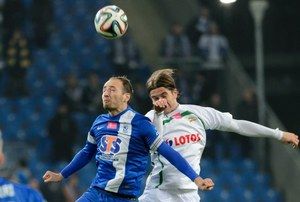 Lech Poznań - Lechia Gdańsk 1-0