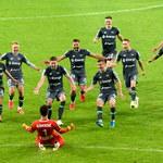 Lech Poznań - Lechia Gdańsk 1-1 i 3-4 po rzutach karnych w półfinale Pucharu Polski