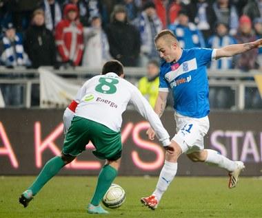 Lech Poznań - Lechia Gdańsk 4-2 w 21. kolejce Ekstraklasy