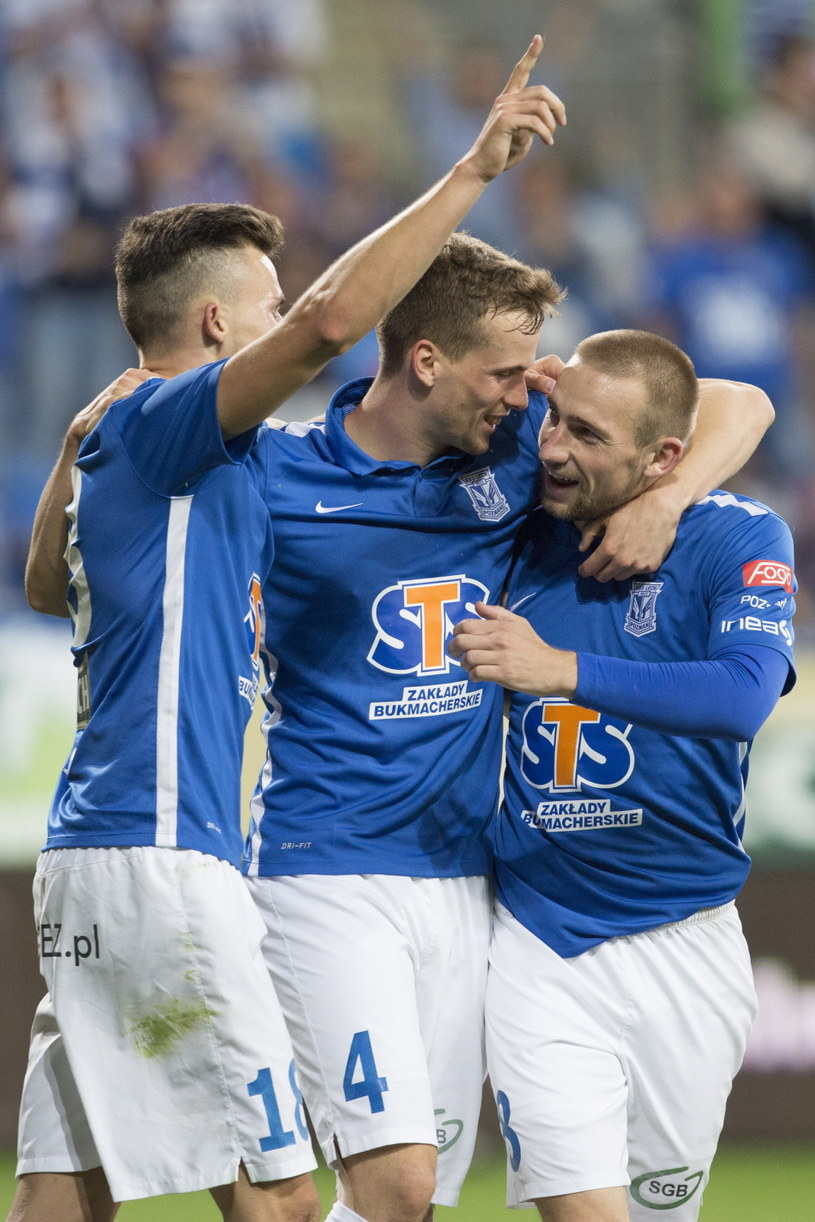 Lech Poznań ma duże szanse, by w tym sezonie wystąpić w fazie grupowej Ligi Europejskiej /Bartosz Jankowski /PAP