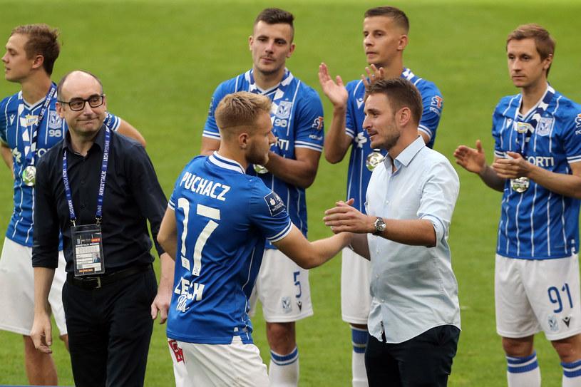 Lech Poznań na koniec sezonu 2019/2020 /Jakub Piasecki /Newspix