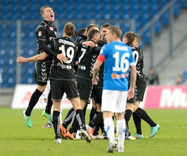 Lech Poznań - Polonia Warszawa 0-1 w 17. kolejce Ekstraklasy