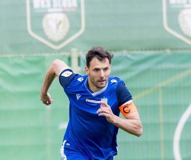 Lech Poznań pożegnał swego wieloletniego piłkarza. Ostatni mecz