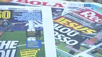 Lech Poznań. Przegląd prasy przed meczem Benficą (Polsat Sport). wideo