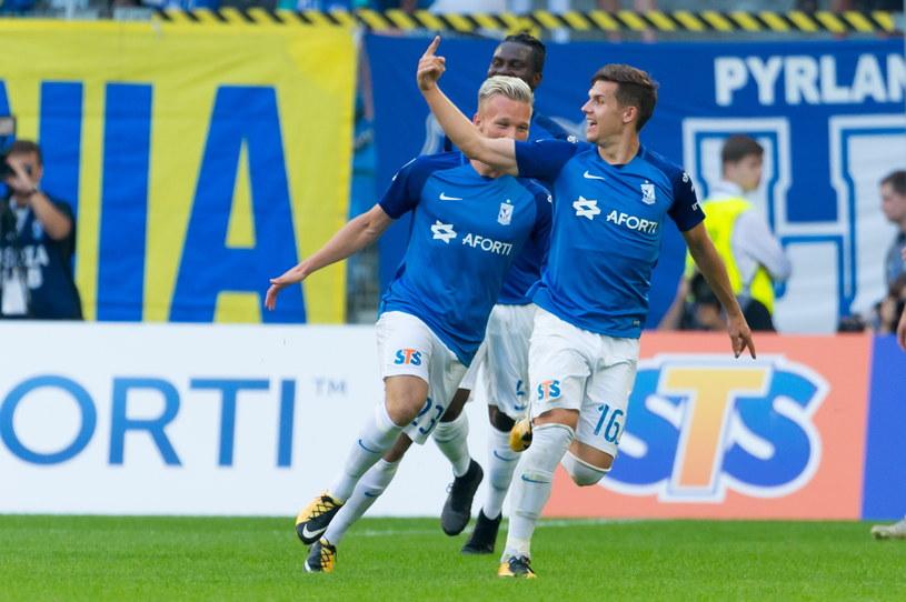 Lech Poznań triumfował w klasyfikacji Pro Junior System w Ekstraklasie w poprzednim sezonie /Jakub Kaczmarczyk /PAP
