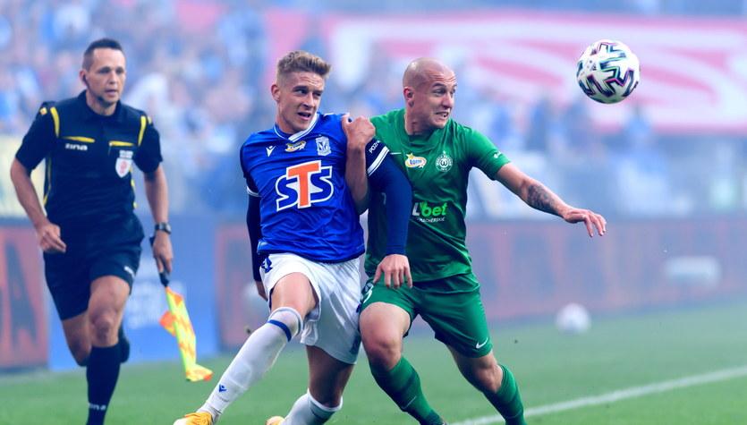 Lech Poznań - Warta Poznań 1-0 w 4. kolejce PKO Ekstraklasy