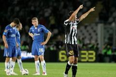 Lech Poznań zremisował z Juventusem Turyn 3:3