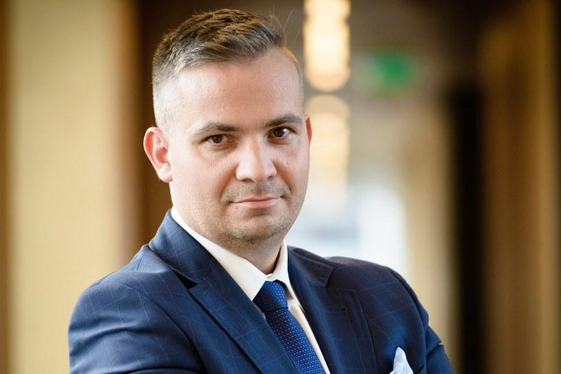 Lech Szczuka, prezes Asseco Cloud /materiały prasowe