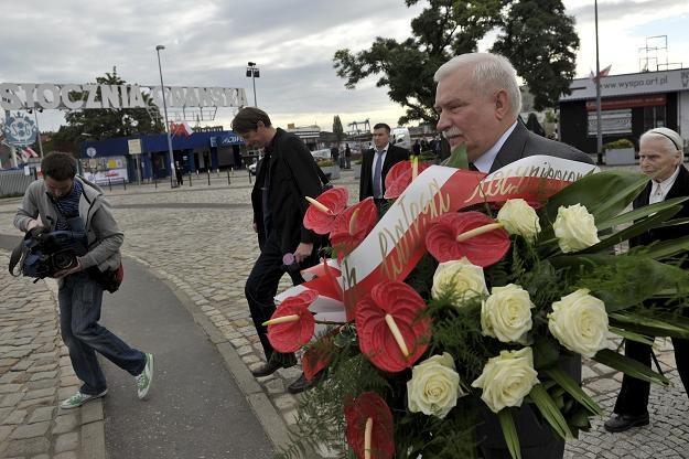 Lech Wałęsa/fot. A. Warżawa /PAP