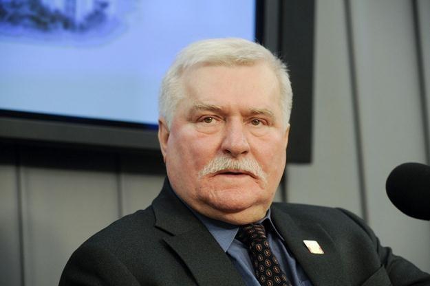 Lech Wałęsa, fot. Robert Zalewski /Agencja SE/East News