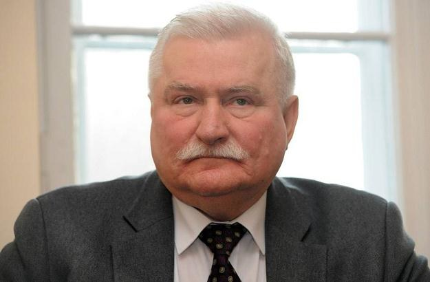 Lech Wałęsa, fot. W. Strożyk /Reporter