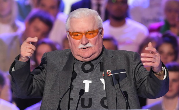 Lech Wałęsa i cisza informacyjna
