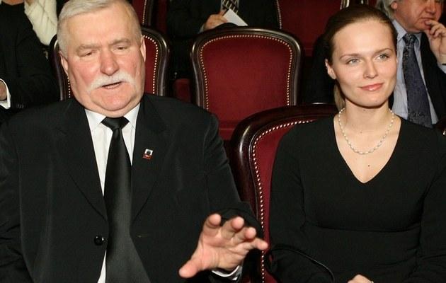 Lech Wałęsa i Maria Wiktoria /- /East News
