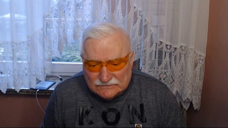 Lech Wałęsa idzie do szpitala /Facebook / Lech Wałęsa /