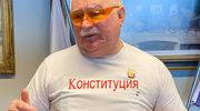 Lech Wałęsa: Mam 6 tys. zł prezydenckiej emerytury i za tyle nie dam rady się utrzymać