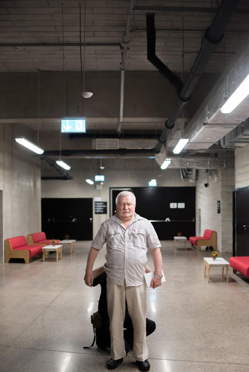 Lech Wałęsa obecnie /Łukasz Piecyk /East News