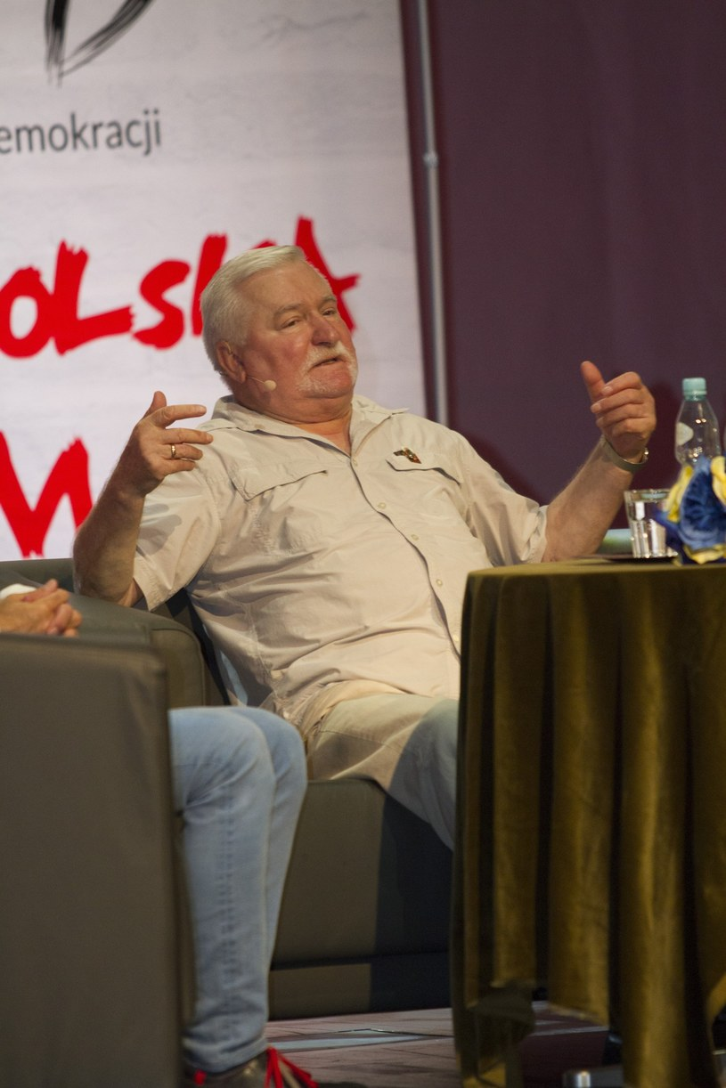 Lech Wałęsa obecnie /Adam Wysocki /East News