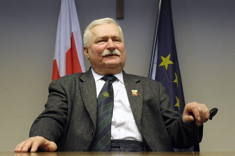 Lech Wałęsa w nowym biurze w Europejskim Centrum Solidarności /Wojciech Stróżyk /East News
