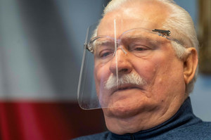 """Lech Wałęsa w szpitalu. """"Prezydent przechodzi badania"""""""