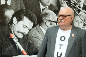 Lech Wałęsa: W tym roku nikt nie dostanie ode mnie prezentu, bo jestem bankrutem