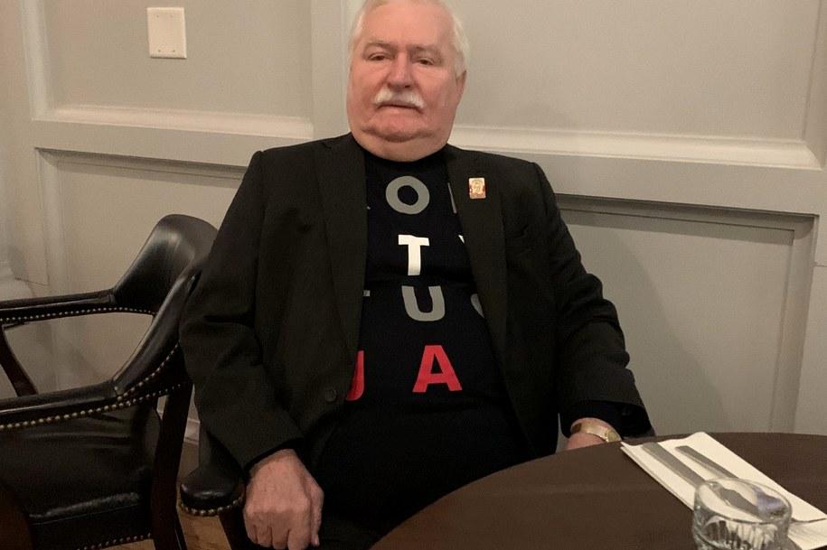 Lech Wałęsa weźmie w Waszyngtonie udział w uroczystości pogrzebowej b. prezydenta USA George'a H.W. Busha. /Paweł Żuchowski /RMF FM
