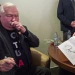 Lech Wałęsa wyjechał do sanatorium. Nie omieszkał podzielić się obszerną relacją