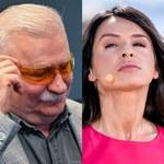 Lech Wałęsa zaatakował Martę Kaczyńską! W sieci huczy!