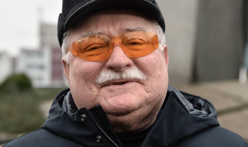 Lech Wałęsa został ponownie dziadkiem / Łukasz Dejnarowicz  /Agencja FORUM